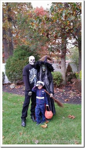 Epps on Halloween
